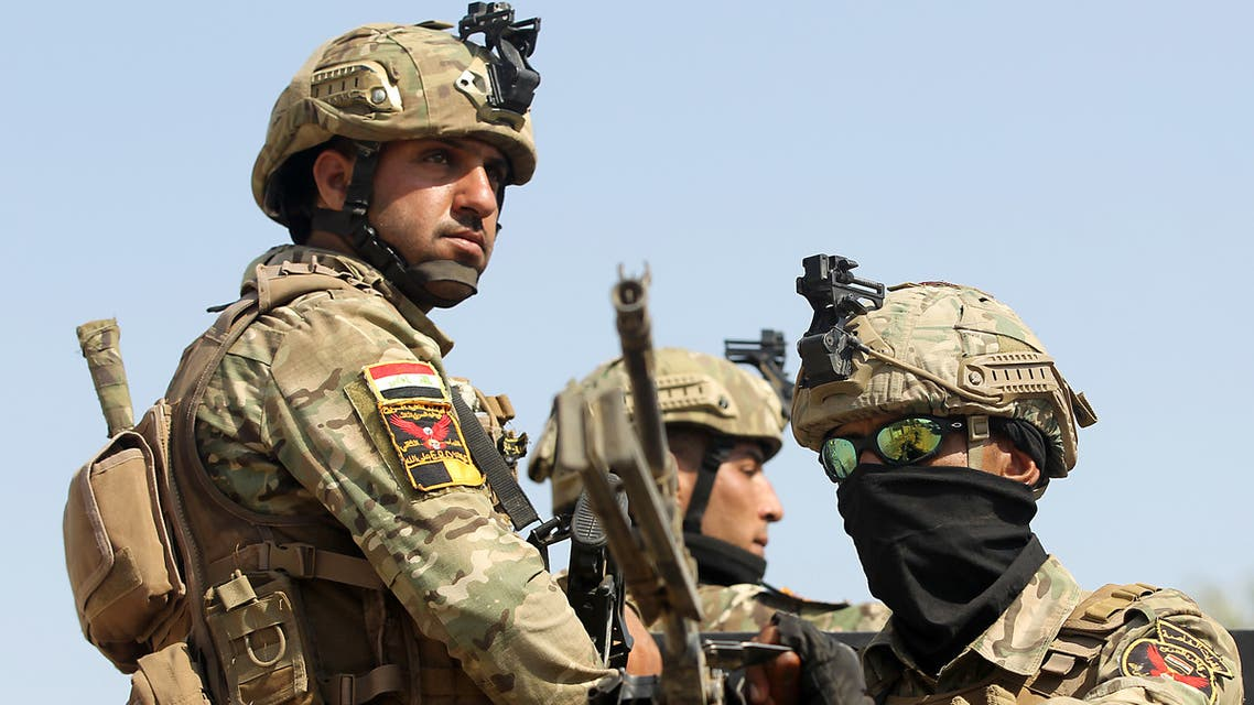 """Iraqi Forces arrest a man """"turns the terrorists into martyrs"""""""