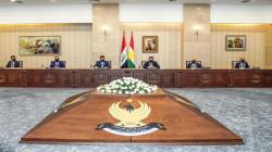حكومة كوردستان تناقش التنسيق مع برلمان الإقليم وتوافق على مشروع قانون