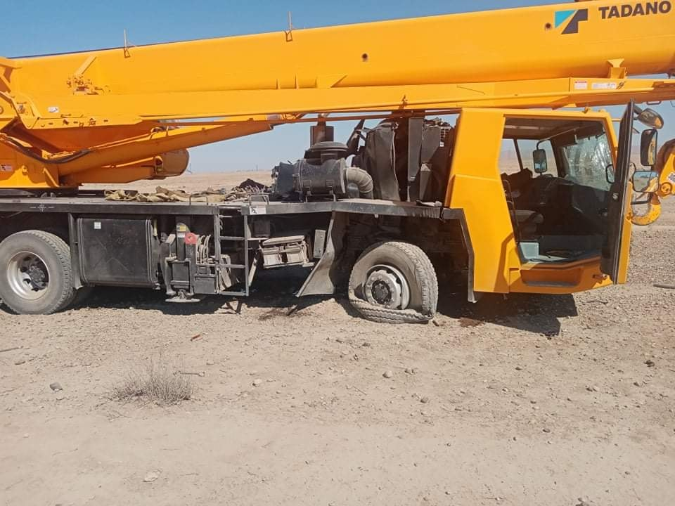 انفجار يستهدف كوادر تعمل على إصلاح خطوط الكهرباء في صلاح الدين