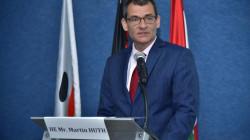 سفير الاتحاد الأوروبي في العراق يندد باستهداف القواعد العسكرية والبعثات الدبلوماسية