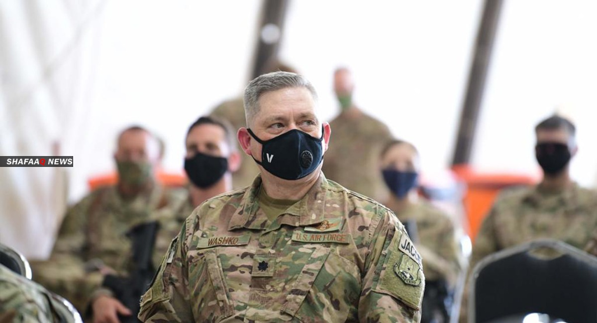Pentagon rules out resorting to a military solution in Iraq  1625854707932
