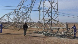 Power transmission tower bombed amid protests ravaging southeast Baghdad