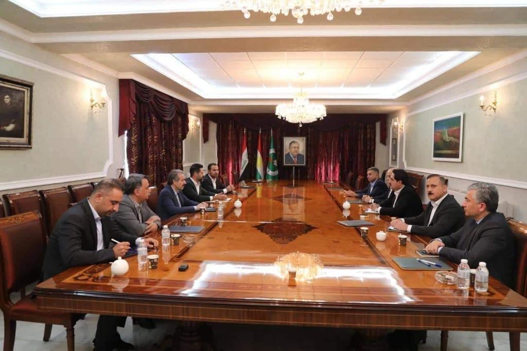 Azhey Amin appointed as head of the Zanyari Agency