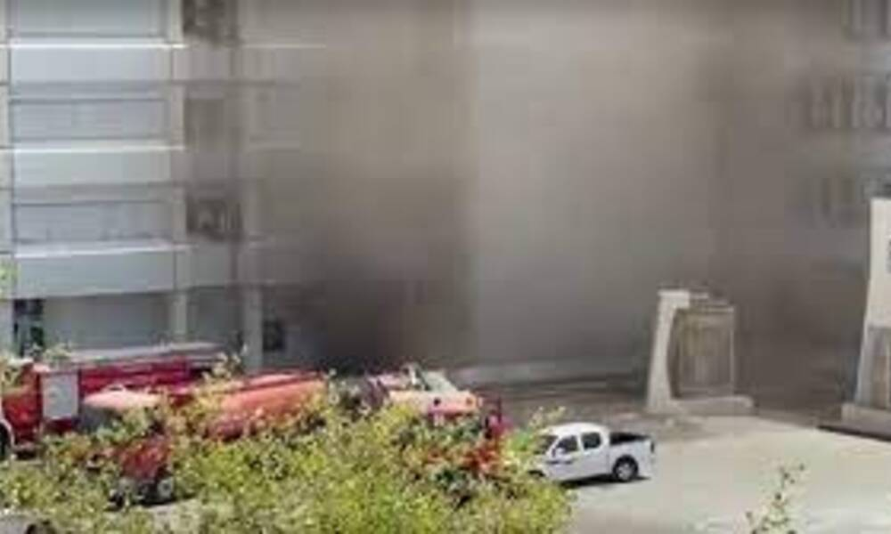 MoH's fire was caused by an electrical short-circuit, MP says