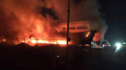 Exploding oxygen tanks sparks deadly fire at Covid-19 center in Dhi Qar