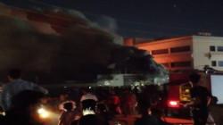 """ارتفاع وفيات فاجعة مستشفى """"الحسين"""" إلى 36 شخصاً (تحديث)"""