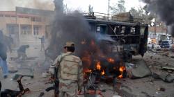 13 قتيلا بينهم 9 صينيين بانفجار حافلة في باكستان