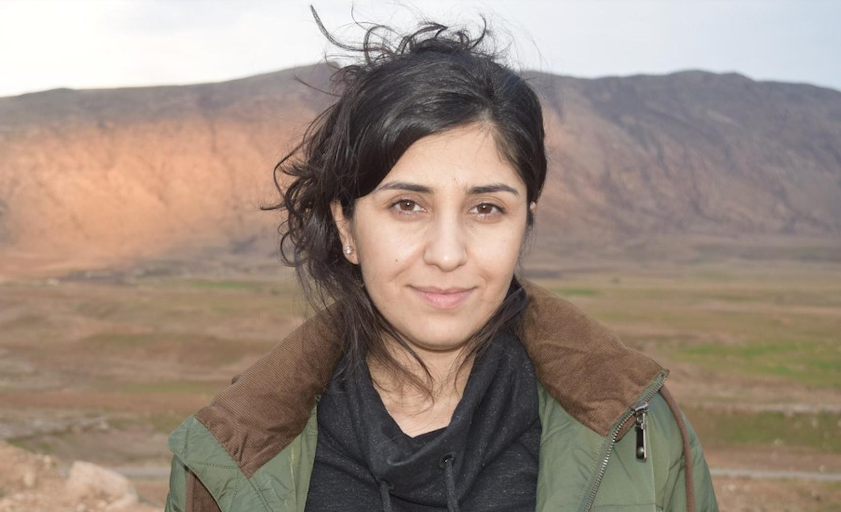 هنا رضا.. ناشطة كوردية تسلك درباً شاقاً لإنقاذ فهود كوردستان