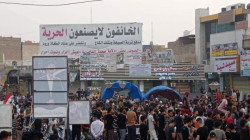 تظاهرات حاشدة في الناصرية بعد يوم من فاجعة مستشفى الحسين