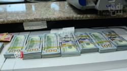 انخفاض بأسعار صرف الدولار في بغداد وإقليم كوردستان