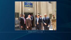 """البرلمان العراقي يدعم قرار إلغاء مرسوم """"صدامي"""" عن متنازع عليها"""
