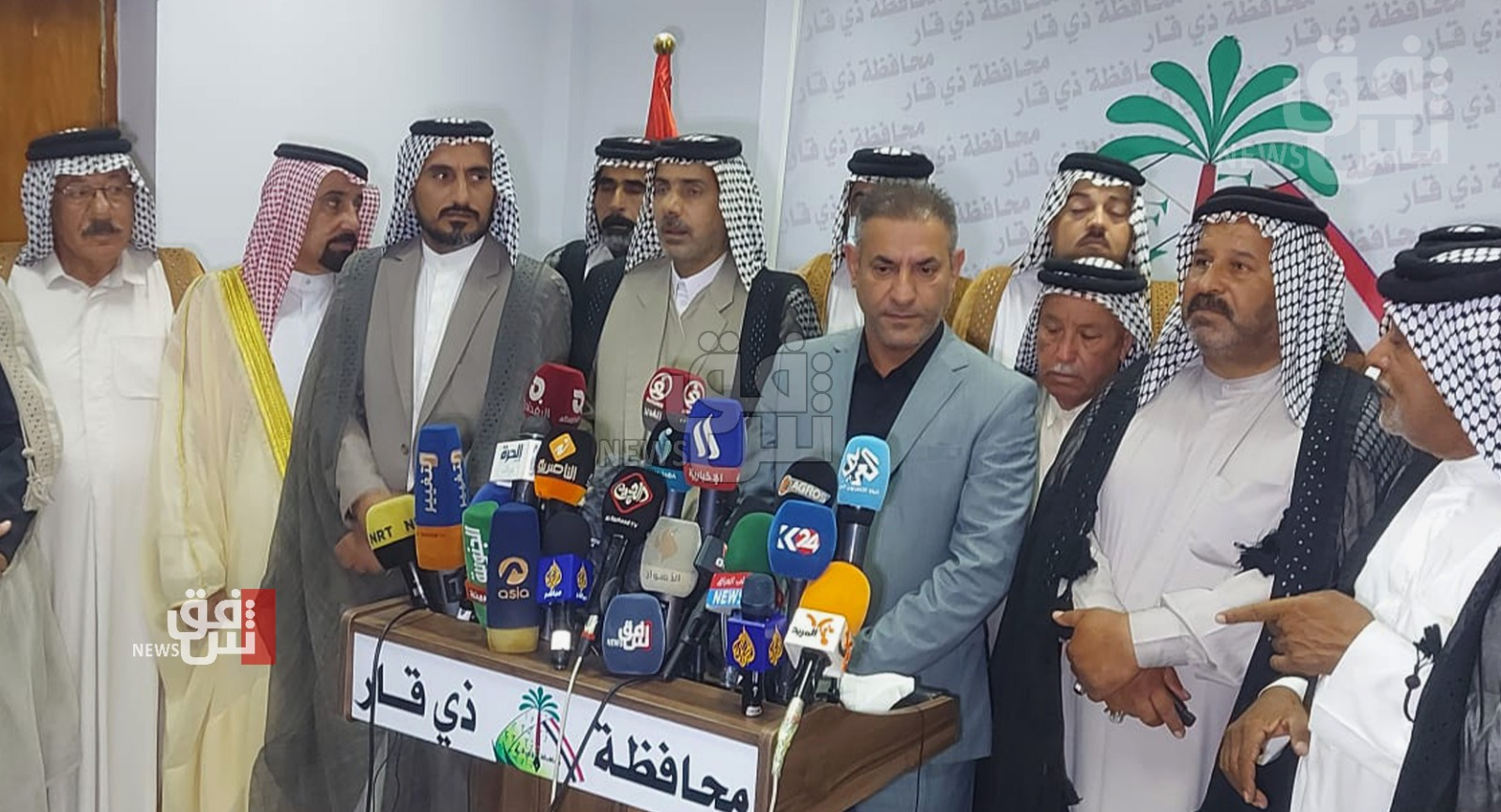 """Dhi Qar governor: the decision to dismiss me can only be taken by """"the higher authorities"""""""