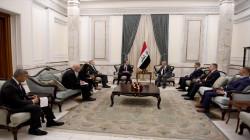 صالح يؤكد لوفد أمريكي: لاغنى عن العراق في استقرار المنطقة