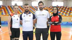 مفارقة غير مسبوقة في ختام بطولة اندية العراق بالكرة الطائرة للسيدات