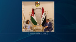 Iraq and Jordan sign an agreement on the electric power linkage between the two countries