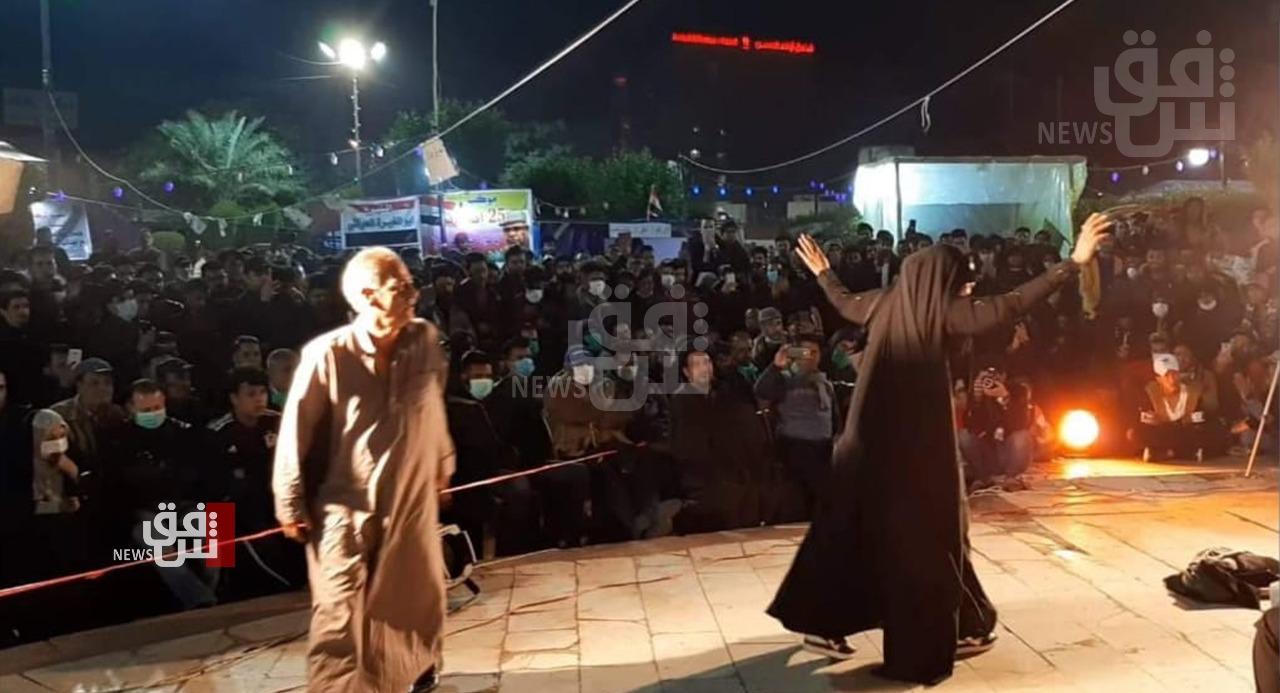 كورونا يظهر وجها شاحباً للفن العراقي.. الافتراضي يحل مكان المسارح المغلقة