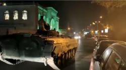 فيديو.. الجيش ينشر المدرعات وسط بغداد