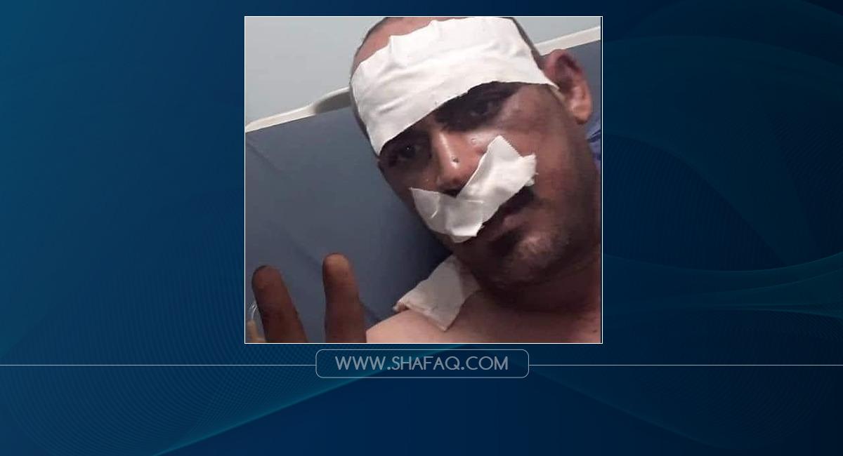 An Iraqi Activist survives an assassination attempt