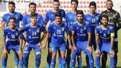إدارة القوة الجوية تحفز لاعبي الفريق الكروي بمكافأة مالية للفوز بكأس العراق
