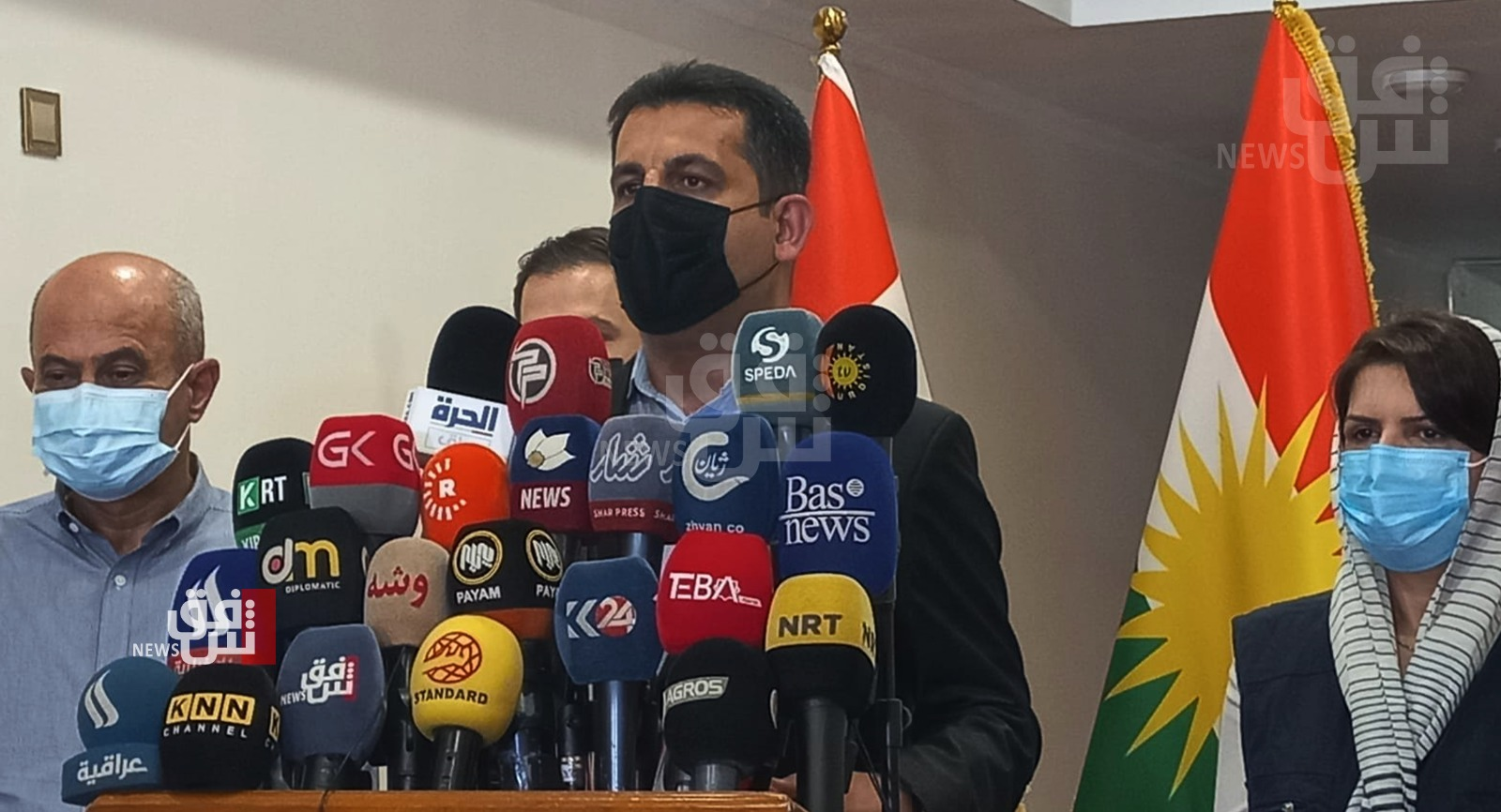 Kurdistan MoH: 87 healthcare professionals passed away since the outbreak of COVID-19