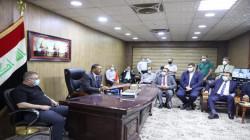 الصحة العراقية تعلن بلوغ ذروة الموجة الثالثة وتطالب بقوة ردع أمنية في المستشفيات