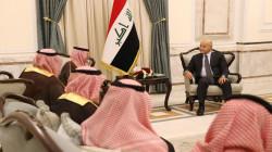 العراق والسعودية يؤكدان على تجسير العلاقة مع مجلس التعاون الخليجي