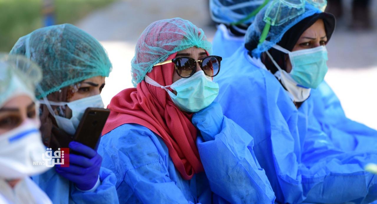مردن ٨٧ کادر پزشکی و تووشهاتن زیاتر لە ٤ هەزار وە کۆڕۆنا لە هەرێم کوردستان