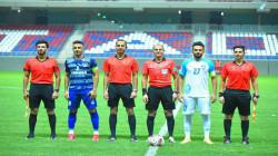 لجنة الحكام تسمي الطاقم التحكيمي لنهائي كأس العراق