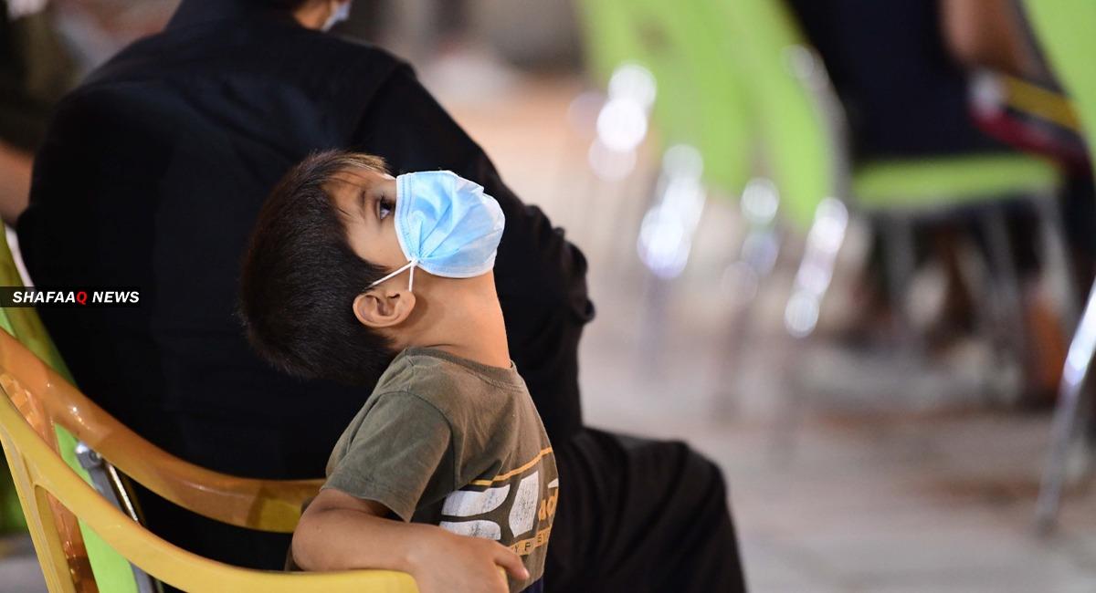 في سابقة فريدة.. العراق يعلن إصابة رضيعة عمرها 12 يوماً بكورونا