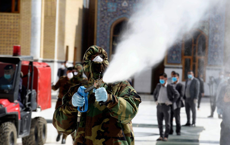 Najaf administration denies imposing a curfew