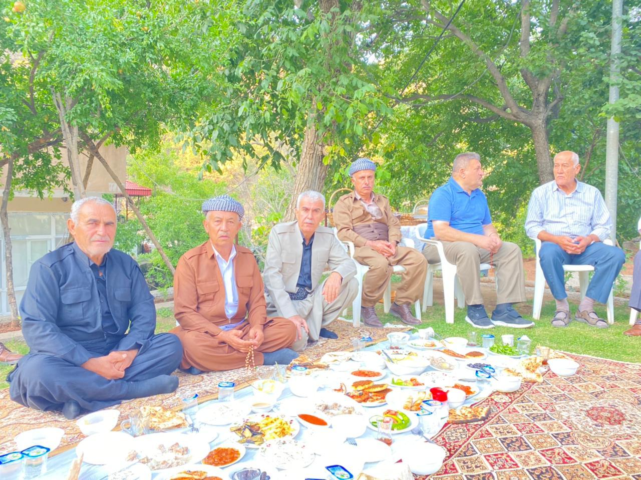 Border villages' residents enjoy Eid despite security turmoils