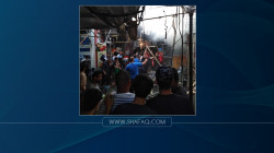 35 killed and 57 others wounded in Sadr city attack until the moment
