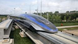 أسرع مركبة على الأرض.. الصين تكشف عن قطار بسرعة 600 كلم بالساعة