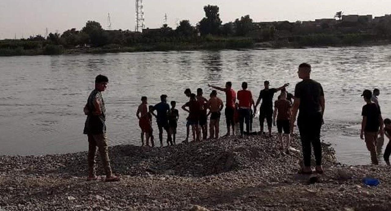 نهر دجلة يبتلع شابين ومتنزه يثير جدلاً واسعاً في صلاح الدين