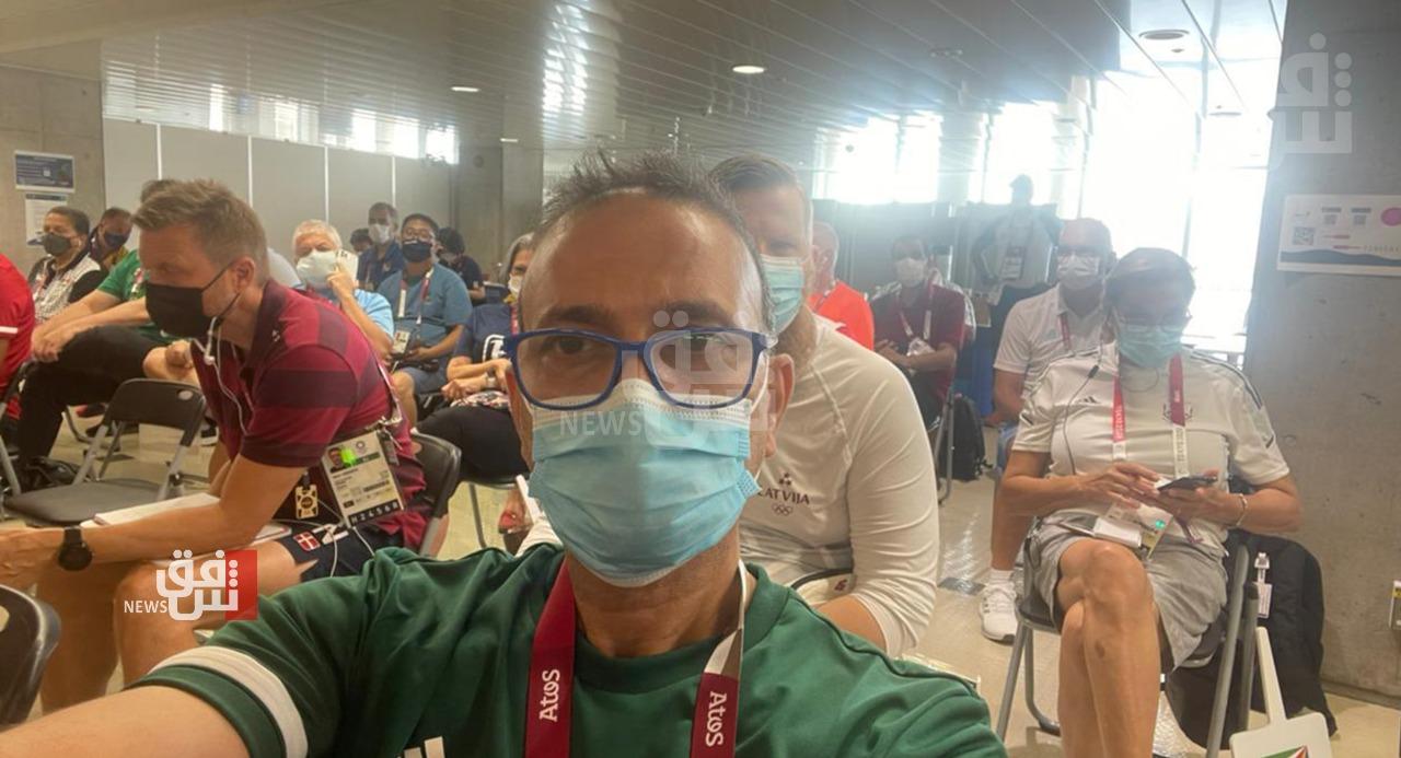 الرياضيون العراقيون يبدأون التوافد إلى أولمبياد طوكيو
