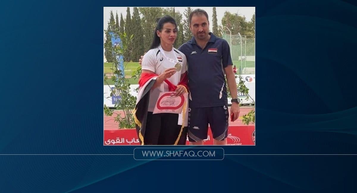 العداءة العراقية دانا حسين مهددة بالإبعاد من اولمبياد طوكيو بسبب المنشطات