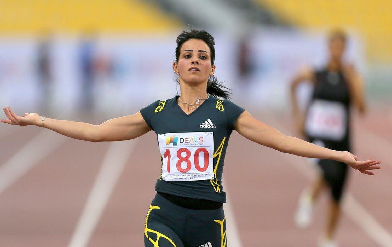 """الاتحاد العراقي يوضح بشأن """"الإبعاد المؤقت"""" لدانة حسين من أولمبياد طوكيو"""
