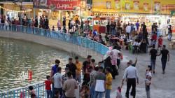 هرباً من الحر الشديد وانقطاع الكهرباء.. عراقيون يلجأون إلى مدن كوردستان سياحةً