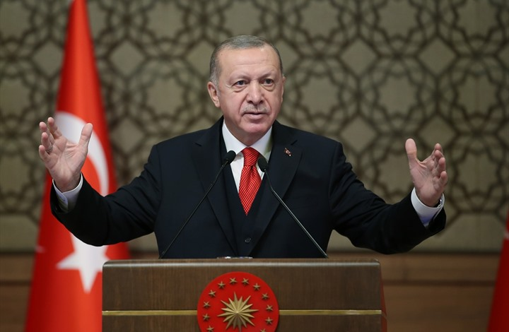 Erdogan on Syrian refugees: we wouldn't throw any of God's subjects into the laps of the murderers