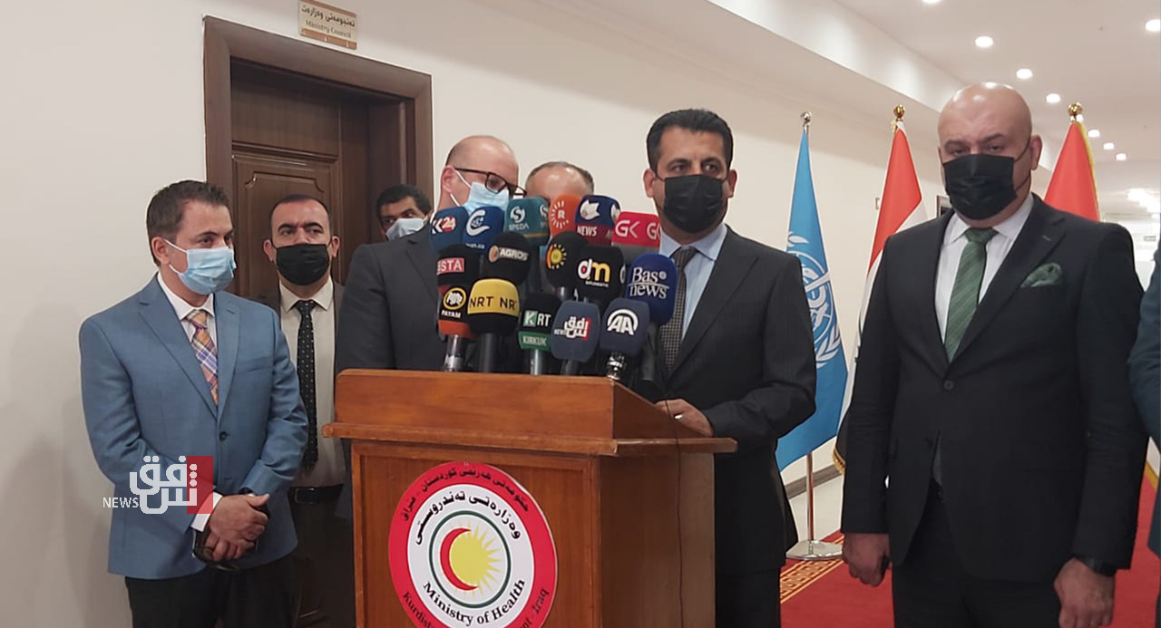 Kurdistan's MoH: COVID-19 is under control..non-compliance might lead to catastrophe