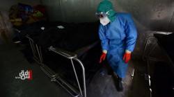 اقليم كوردستان يسجل 22 حالة وفاة و1220 إصابة جديدة بكورونا