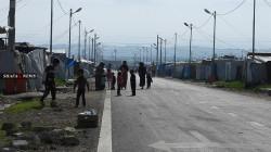 مصرع طفلة اثر احتراق خيام بمخيم للنازحين في السليمانية