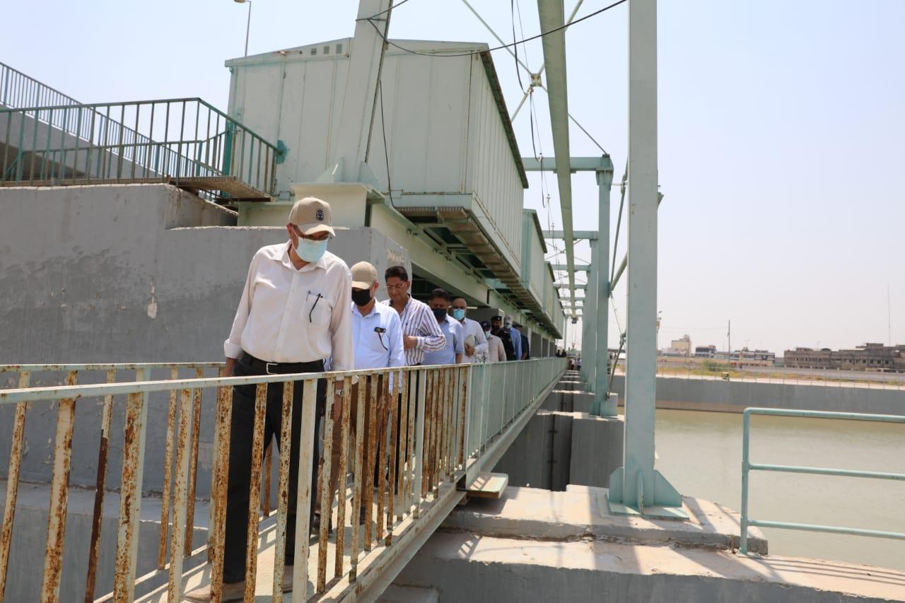 الموارد المائية تطمئن البصرة وتؤكد تأمين حصص جميع محافظات العراق