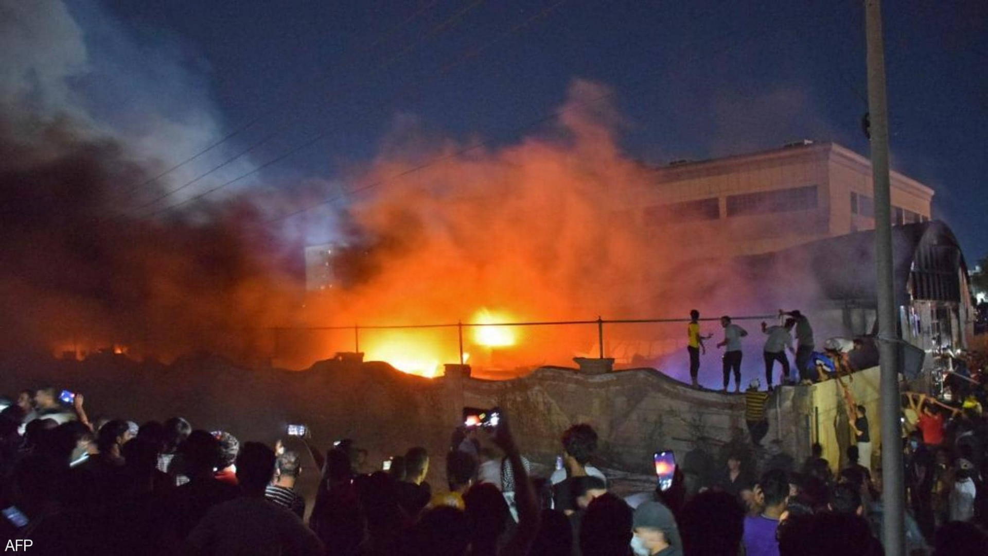 Iran: Deadly Response to Water Protests, Report