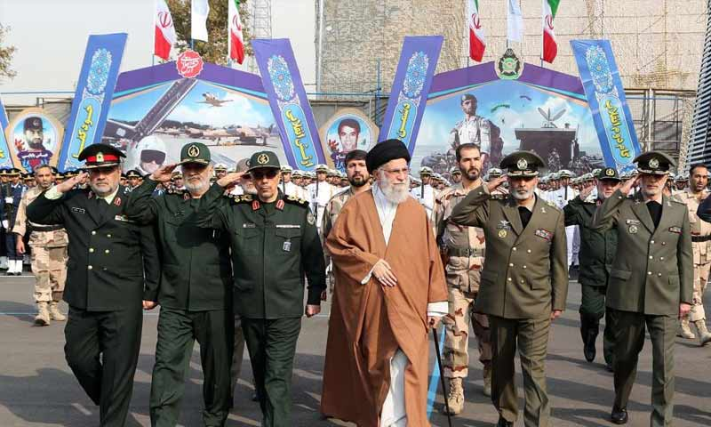 U.S. to investigate Qatar over Israeli allegations of financing Iran's Revolutionary Guards