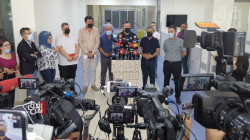 COVID-19 threatens al-Sulaymaniyah's Healthcare system, official says