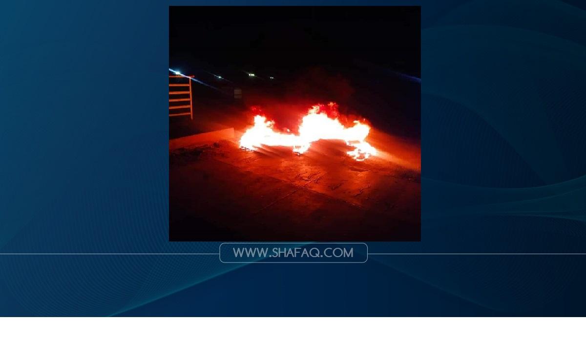 متظاهرون غاضبون يقتحمون محطة كهرباء جنوبي العراق