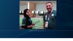 العراقية فاطمة الكعبي تودع أولمبياد طوكيو