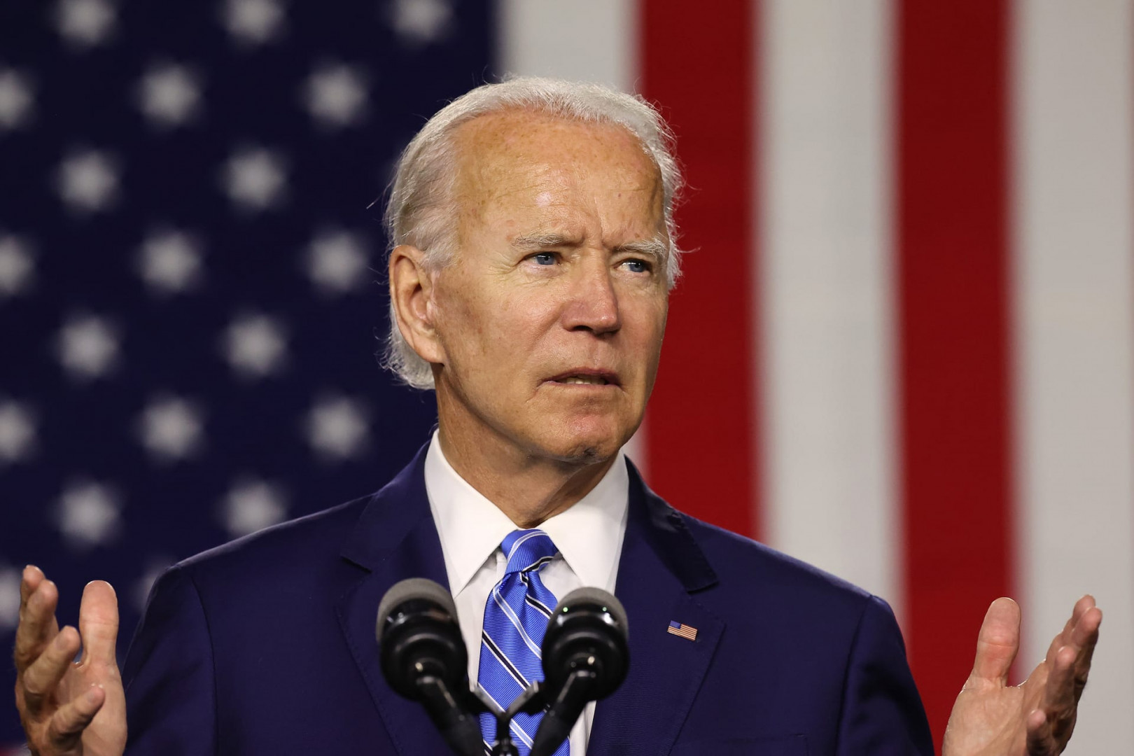 Biden asks for the help of Iraqi intelligence