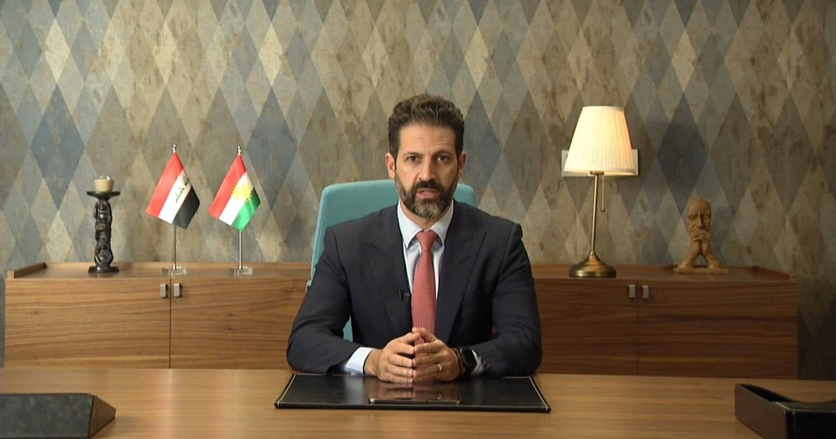 DPM Talabani to chair a government committee in charge of border-crossings